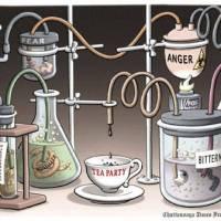 999 oder 666 - Des Teufels Kaffeefahrt zur Amerikanischen Tea Party Intelligenzia - Oder was dabei rauskommt, wenn ein bereits verdummtes Volk sich in der Politik versucht