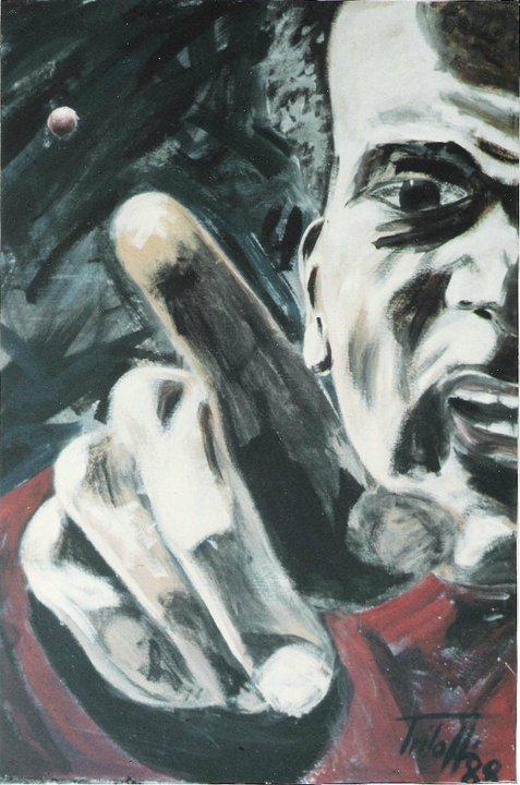 Ohne Titel, by Triloff